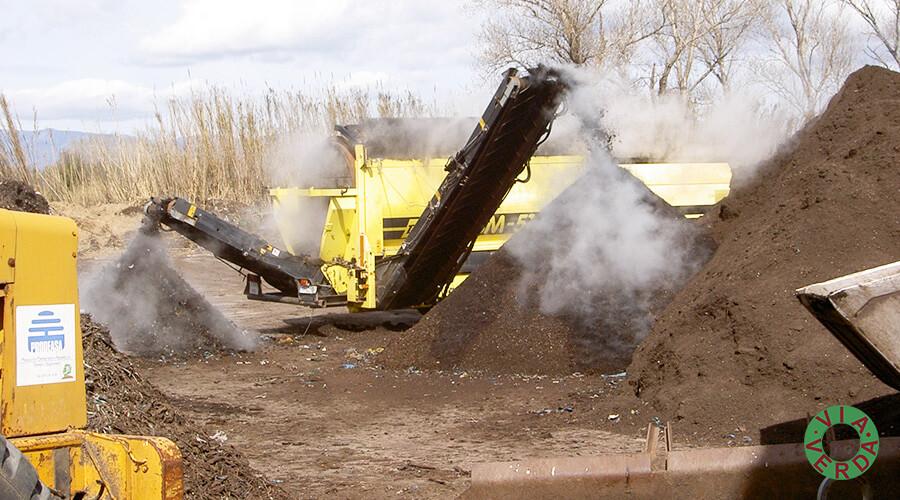 Projecte construcció nau industrial compostatge